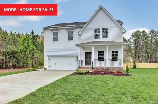2413 Elkview Drive, North Chesterfield, VA 23236 (MLS #2013469) :: Small & Associates