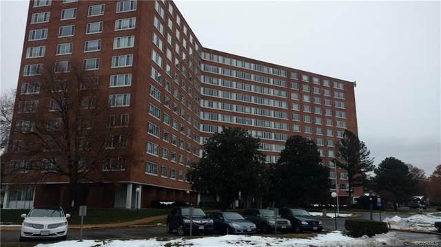 5100 Monument Avenue #401, Richmond, VA 23230 (MLS #2013513) :: The RVA Group Realty
