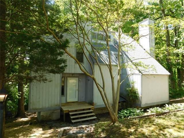 10101 Silverleaf Terrace, Chesterfield, VA 23236 (MLS #2013538) :: Small & Associates