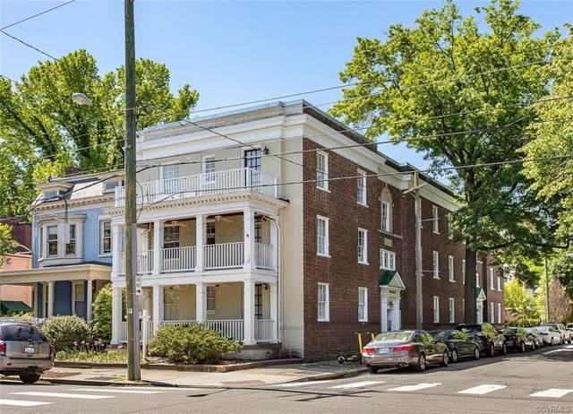 2923 Floyd Avenue U1d, Richmond, VA 23221 (MLS #2013625) :: Small & Associates