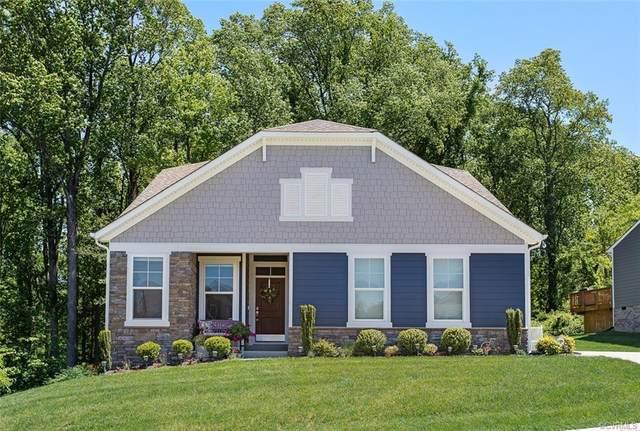 3411 Corley Home Drive, Richmond, VA 23235 (#2013637) :: Abbitt Realty Co.