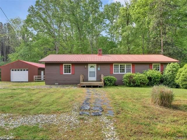 7 Beach Drive, Cumberland, VA 23038 (MLS #2013696) :: Treehouse Realty VA