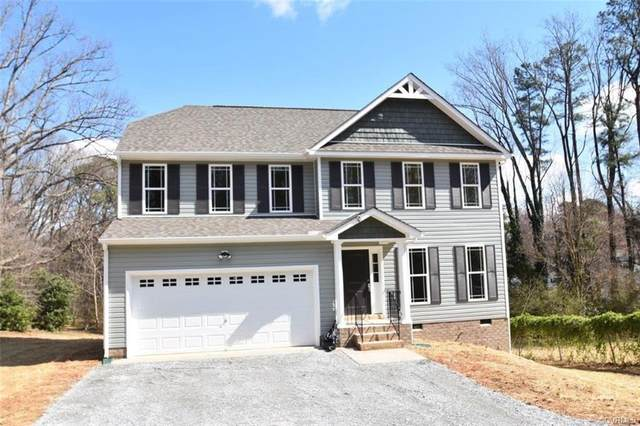 00 White Sand Court, Colonial Heights, VA 23834 (MLS #2013843) :: The Redux Group