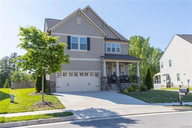 9545 Thornecrest Drive, Mechanicsville, VA 23116 (#2013908) :: Abbitt Realty Co.