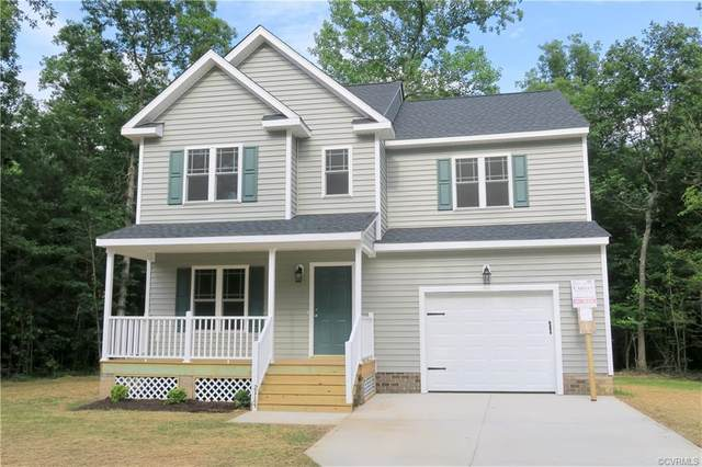 21124 Baileys Grove Road, South Chesterfield, VA 23803 (#2013919) :: Abbitt Realty Co.