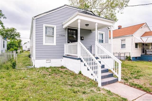 1220 N 35th Street, Richmond, VA 23223 (MLS #2014059) :: EXIT First Realty