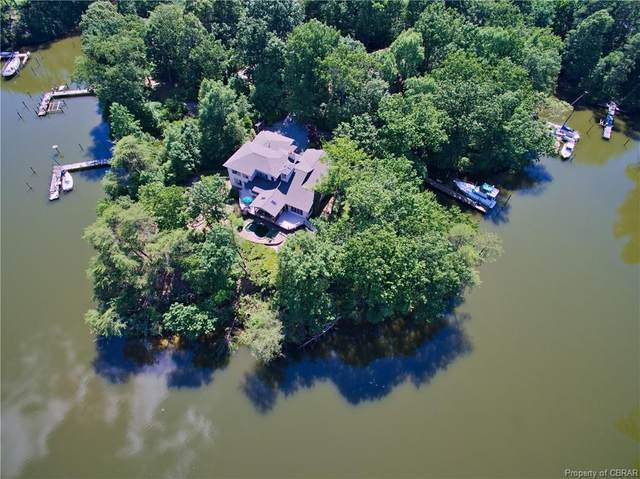 61 Heron Point Lane, Hartfield, VA 23071 (MLS #2014126) :: The RVA Group Realty