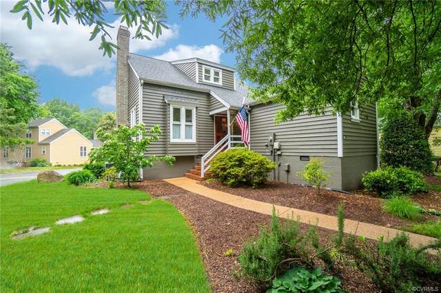 11801 Sussex Square Drive -, Henrico, VA 23238 (MLS #2014227) :: EXIT First Realty