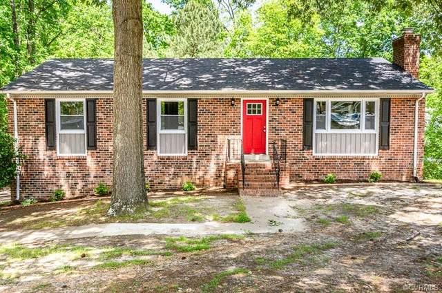 7210 Pegway Lane, Mechanicsville, VA 23111 (MLS #2014243) :: Small & Associates