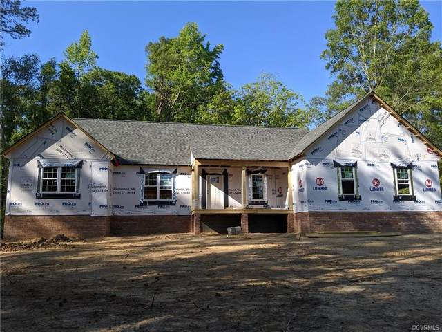 9005 Gallatin Road, North Chesterfield, VA 23226 (MLS #2014262) :: EXIT First Realty