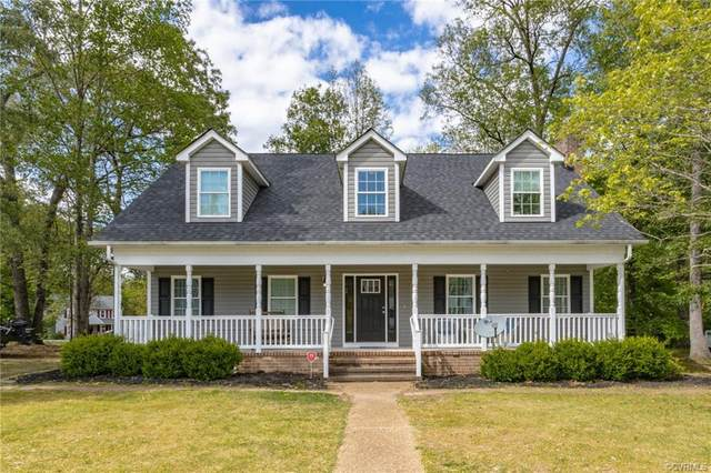 400 Derbycreek Lane, Chester, VA 23836 (MLS #2014369) :: Small & Associates
