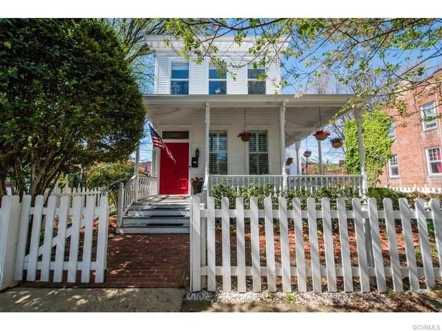 106 Strawberry Street, Richmond, VA 23220 (MLS #2014409) :: Small & Associates