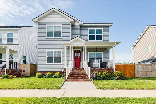 707 Admiral Gravely Boulevard, Richmond, VA 23231 (MLS #2014483) :: Small & Associates