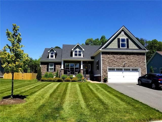 11268 Ashland Park Drive, Ashland, VA 23005 (MLS #2014489) :: Small & Associates