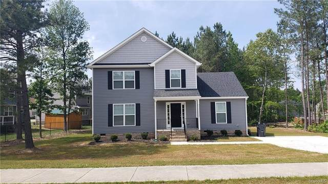 1419 Twilight Lane, North Chesterfield, VA 23235 (MLS #2014554) :: EXIT First Realty
