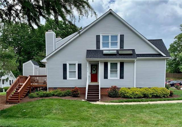 8038 Buford Commons #8038, Chesterfield, VA 23235 (MLS #2014588) :: The RVA Group Realty