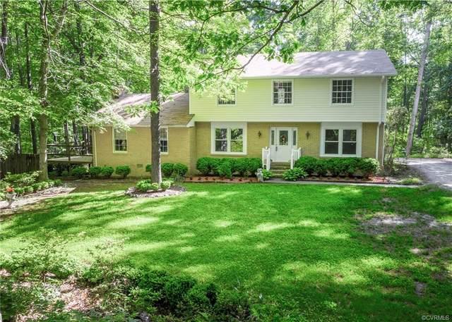 9201 Beech Forest Lane, Mechanicsville, VA 23116 (MLS #2014601) :: EXIT First Realty