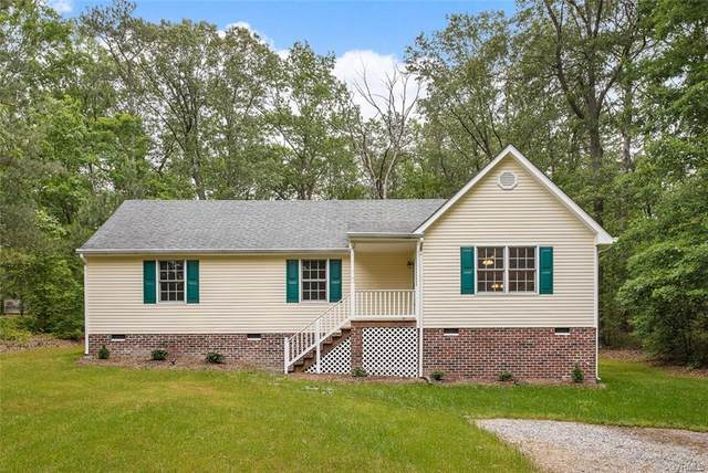 2608 Forest Lake Road, Chesterfield, VA 23831 (MLS #2014616) :: EXIT First Realty