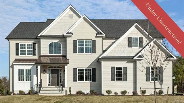 5029 Ellis Meadows Court, Glen Allen, VA 23059 (MLS #2014636) :: Small & Associates