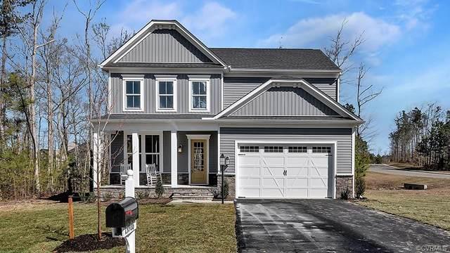 12126 Elnora Lane, Glen Allen, VA 23059 (MLS #2014725) :: Small & Associates