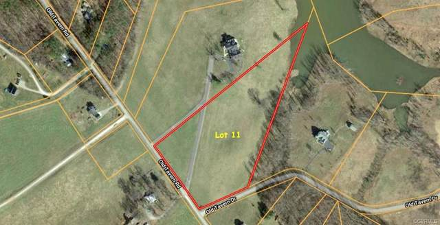 1940 Old Tavern Road, Powhatan, VA 23139 (MLS #2014737) :: EXIT First Realty