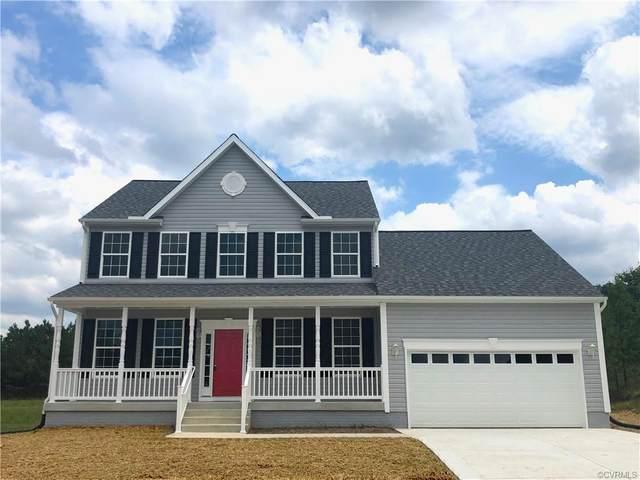 123 Land Or Drive, Ruther Glen, VA 22546 (MLS #2014804) :: Small & Associates
