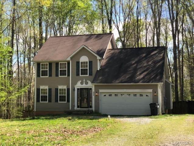 859 Campers Lane, Ruther Glen, VA 22546 (MLS #2014814) :: Small & Associates