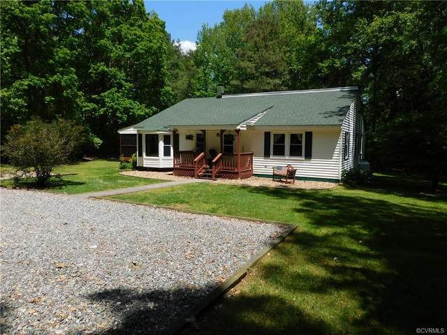 15140 Bourne Road, Montpelier, VA 23192 (MLS #2014875) :: EXIT First Realty