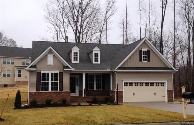 6618 Rouseaux Drive, Chesterfield, VA 23234 (MLS #2014893) :: Small & Associates