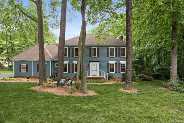 14105 Waters Edge Court, Midlothian, VA 23112 (MLS #2014910) :: Small & Associates