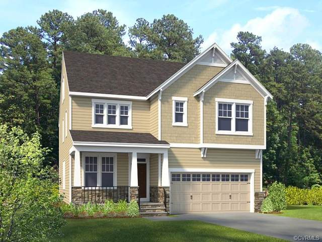 11078 Little Five Loop, Glen Allen, VA 23059 (MLS #2014954) :: Small & Associates