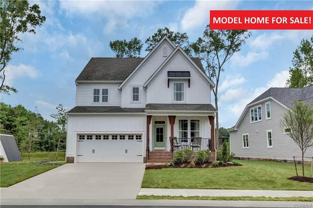 10814 Porter Park Lane, Glen Allen, VA 23059 (MLS #2014957) :: Small & Associates
