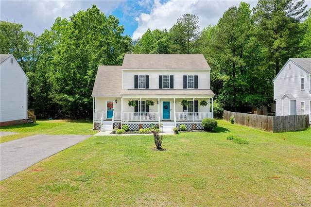 5218 Turner Road, Chesterfield, VA 23234 (MLS #2014959) :: Small & Associates
