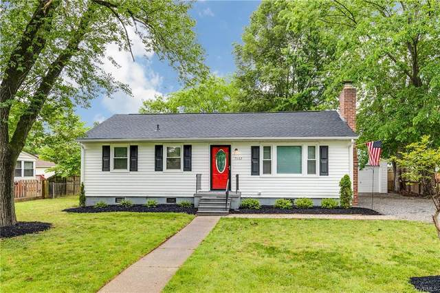 7602 Antionette Drive, Richmond, VA 23227 (MLS #2014989) :: EXIT First Realty