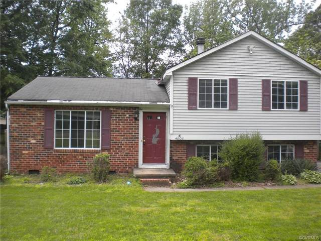 4606 Francistown Road, Henrico, VA 23060 (MLS #2015020) :: The RVA Group Realty