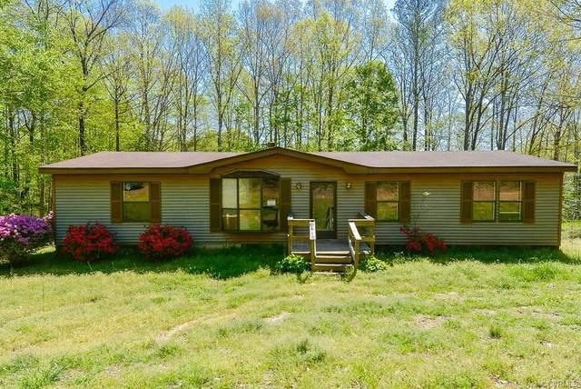 14720 Spring Creek Road, Dinwiddie, VA 23841 (#2015026) :: Abbitt Realty Co.