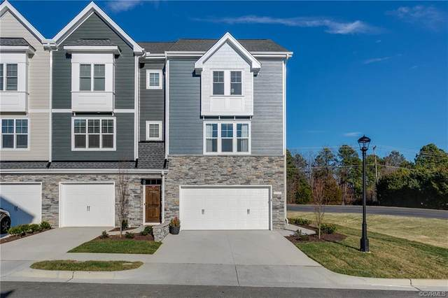 5200 Gower Place O-1, Glen Allen, VA 23059 (MLS #2015031) :: HergGroup Richmond-Metro