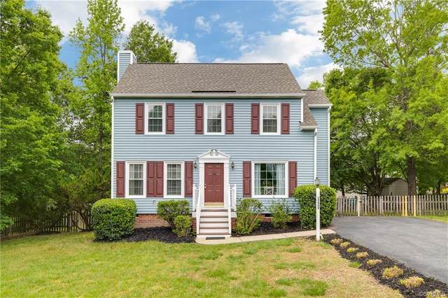 12409 Oakhampton Terrace, Henrico, VA 23233 (MLS #2015056) :: Small & Associates