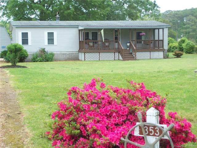 353 Henrys Road, Gwynn, VA 23066 (MLS #2015075) :: EXIT First Realty
