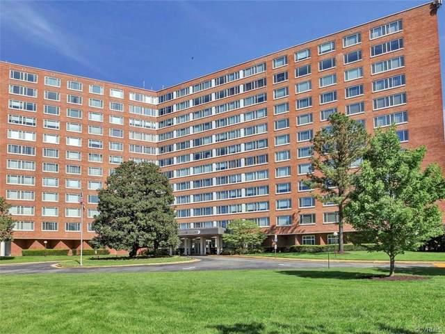 5100 Monument Avenue #313, Richmond, VA 23230 (MLS #2015088) :: The RVA Group Realty