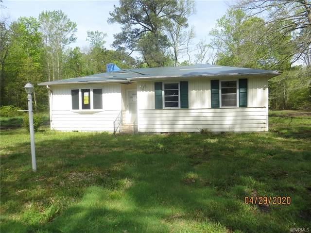 76 Chapel Neck Road, North, VA 23128 (MLS #2015108) :: EXIT First Realty