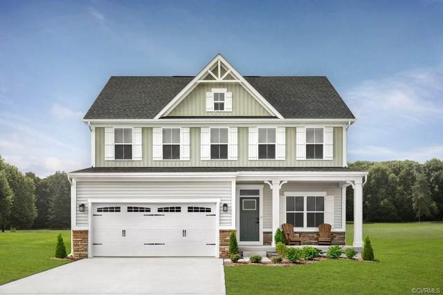 9029 Airwell Court, Mechanicsville, VA 23116 (#2015125) :: Abbitt Realty Co.
