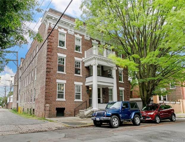 101 N Stafford Avenue U3, Richmond, VA 23220 (MLS #2015135) :: The RVA Group Realty