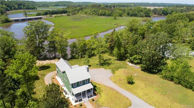 157 Creek Road, Tappahannock, VA 22560 (MLS #2015158) :: Small & Associates