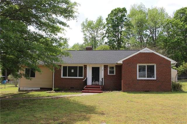21628 Magnolia Avenue, Chesterfield, VA 23803 (#2015171) :: Abbitt Realty Co.