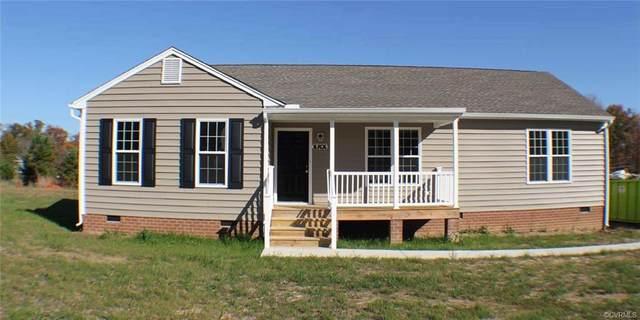 5151 Scandia Road, Sandston, VA 23150 (MLS #2015173) :: Small & Associates