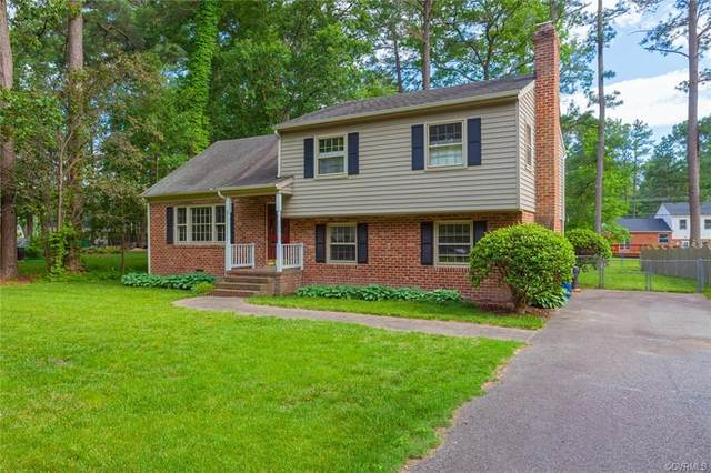 9005 Burkhart Drive, Henrico, VA 23229 (MLS #2015184) :: The Redux Group
