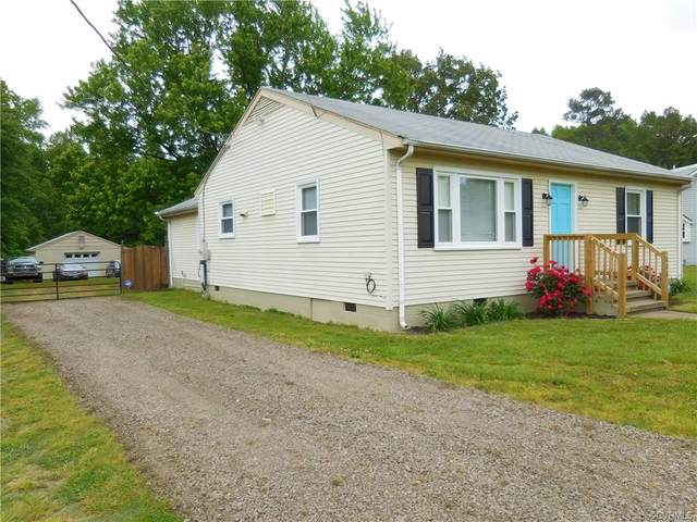 626 S Holly Avenue, Highland Springs, VA 23075 (MLS #2015195) :: EXIT First Realty