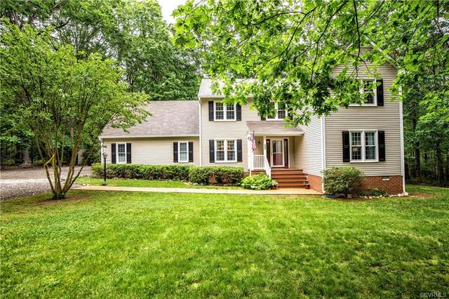 1888 Rock Point Drive, Powhatan, VA 23139 (MLS #2015212) :: EXIT First Realty