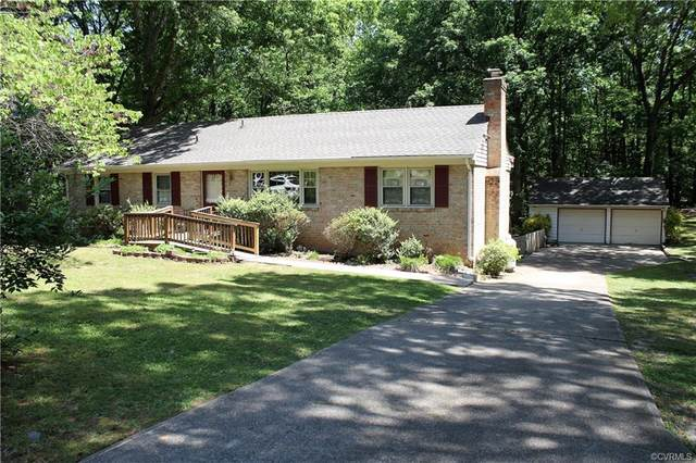 5435 Carteret Road, Chesterfield, VA 23832 (MLS #2015234) :: The RVA Group Realty